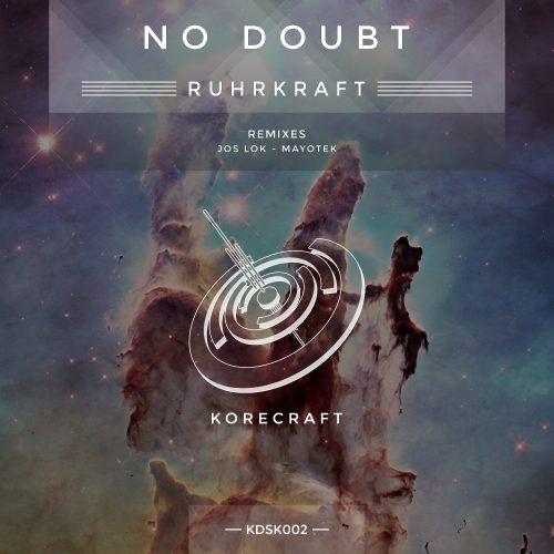Ruhrkraft – No Doubt EP