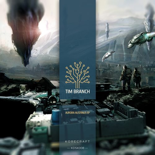 Tim Branch – Aurora Australis EP